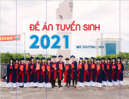 Đề án tuyển sinh trình độ đại học năm 2021